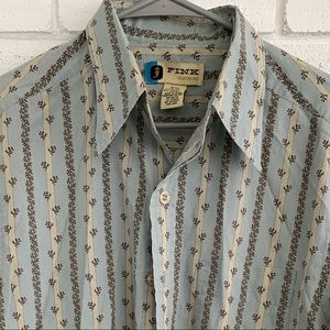 Fink Men's button up shirt